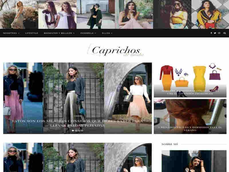 Caprichos de moda 1