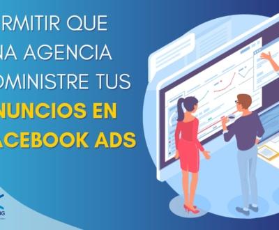 conceder permisos a una agencia para administrar tus anuncios de facebook ads